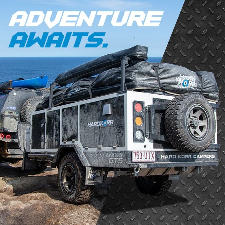 Hard Korr Campers Adventure Awaits
